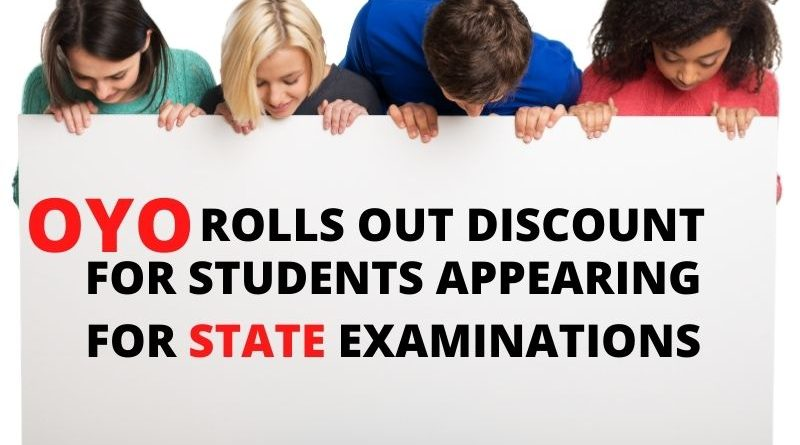 oyo discounts for students